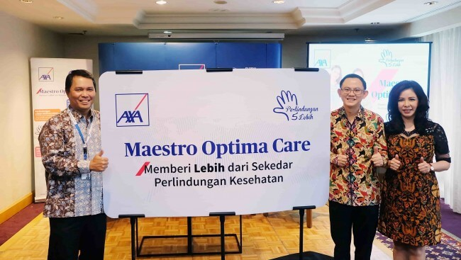 axa maestro optima care